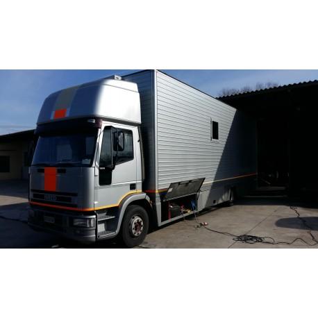 Camion Iveco Eurocargo